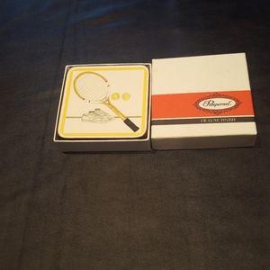 Pimpernel Vintage Coasters